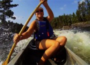 Madawaska River Canoe