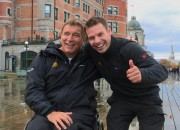 Chris Wheeler & Rick Hansen