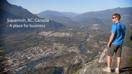 Squamish A place for business