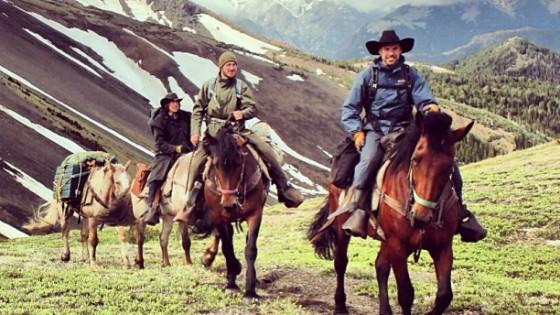 Horsepack Trip
