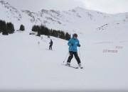 Go Ski Alberta Eva